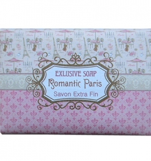 Soaptree Mýdlo Romantic Paris 200 g